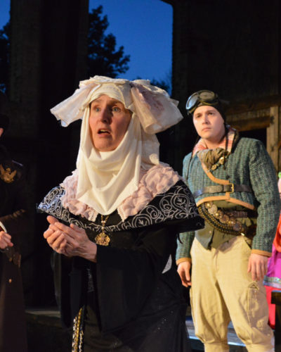 The Comedy of Errors, by William Shakespeare. Richmond Shakespeare Festival, Richmond IN