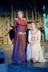 Cymbeline by William Shakespeare, Produced in 2017 by Richmond Shakespeare Festival